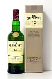 Glenlivet 12YR 700 ml