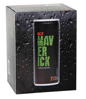 Billy Maverick 7% 250ml CN 12p