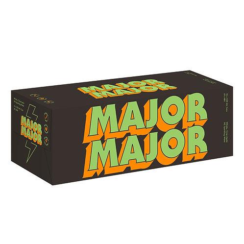 Major Major Ginger Ale 10pk C