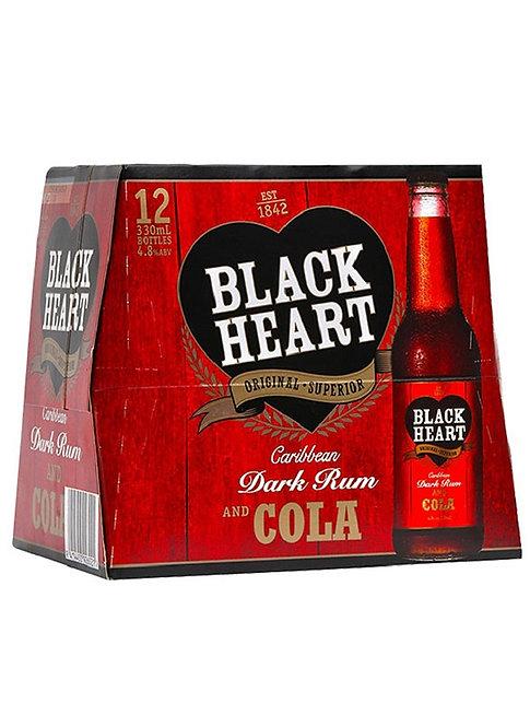 Black Heart 5% 330ml BTL 12