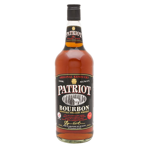 Patriot Bourbon 37% 1Lt