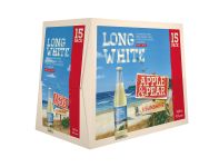 Long White Aple/Pear 15x320mlB