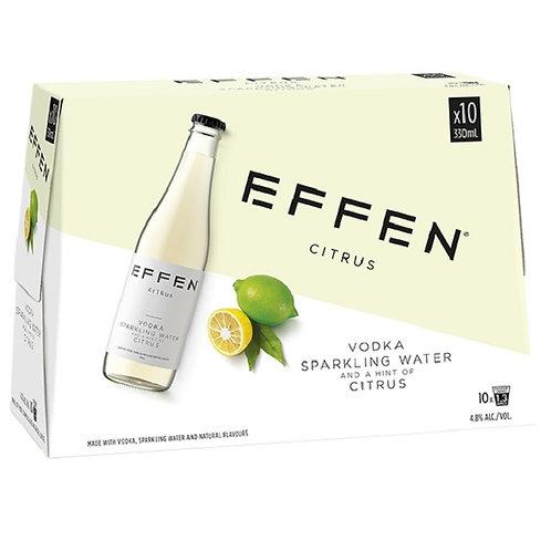Effen Citrus 10x330ml Bt