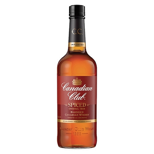 Canadian Club Spice 1Lt