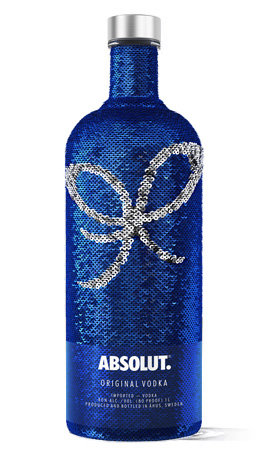 Absolut Reveal Sequin 1Ltr