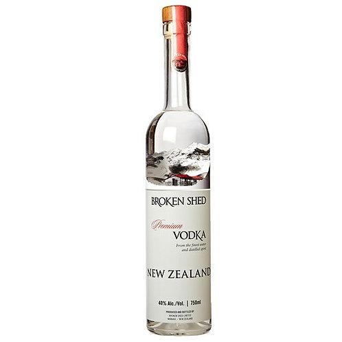 Broken Shed Vodka 750ml