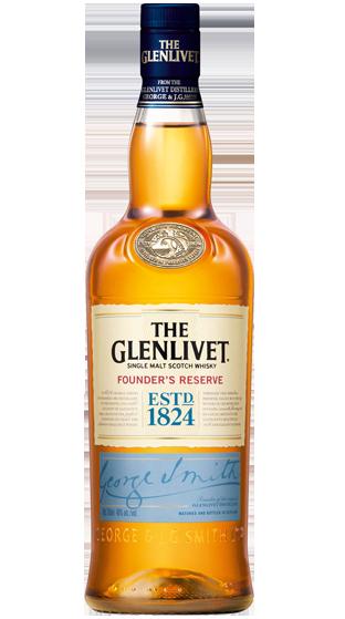 Glenlivet Founders Res 700