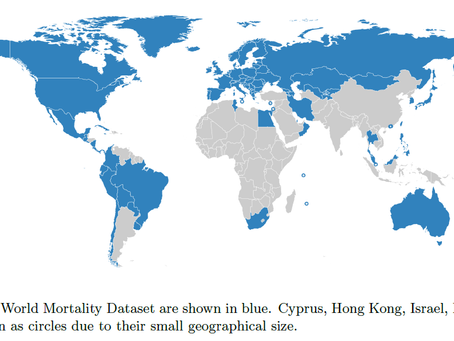 Excess Mortality around the World