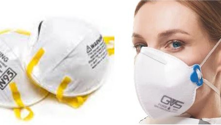 Face coverings for self-protection
