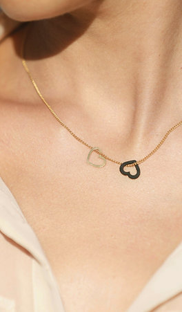 Collier LITTLE HEARTS