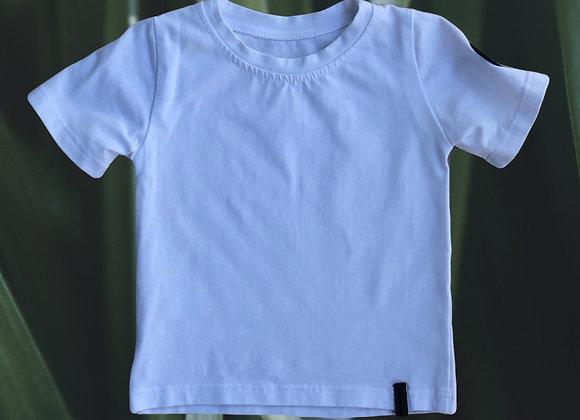 camisa chicos BLANCO