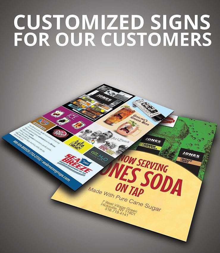 Graphic Designer, Fyer, Table tents, valve design, posters