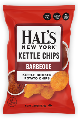 Hal's Barbeque Chips