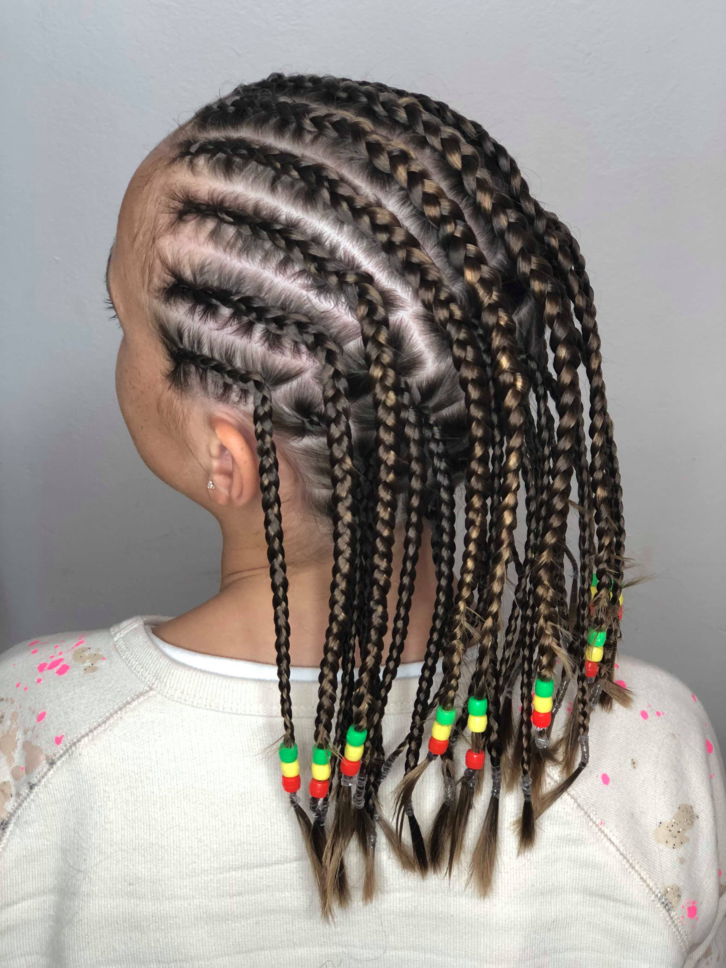 Bali braids NO ext