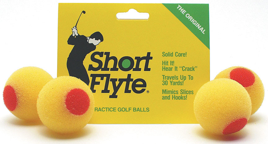 Hornung's Short Flyte pěnové míče