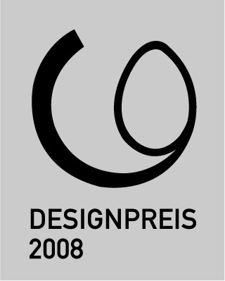 "2008: ""Design Award of the Federal Republic of Germany"""