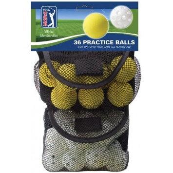 PGA Tour cvičné míče 36 ks
