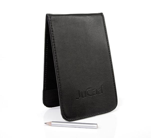 JuCad kožené pouzdro na scorecard