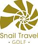 Logo Snail Travel Golf