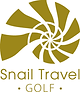 Logo Snail Travel Golf