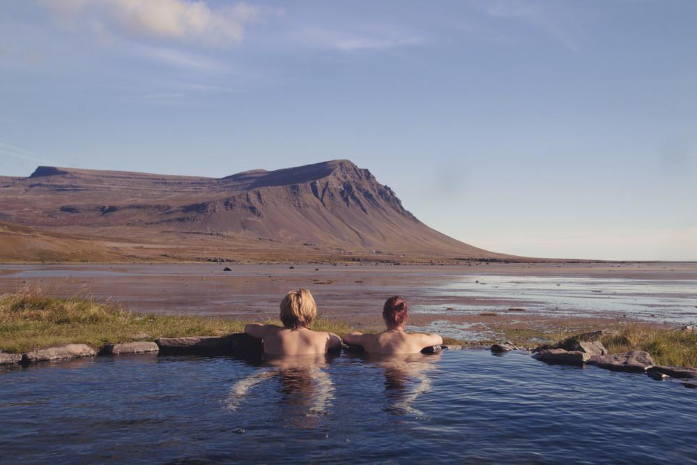 Iceland in springtime