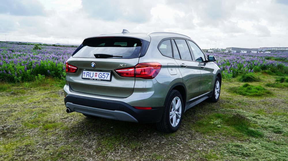 BMW X1 2019 8 - Cars Iceland