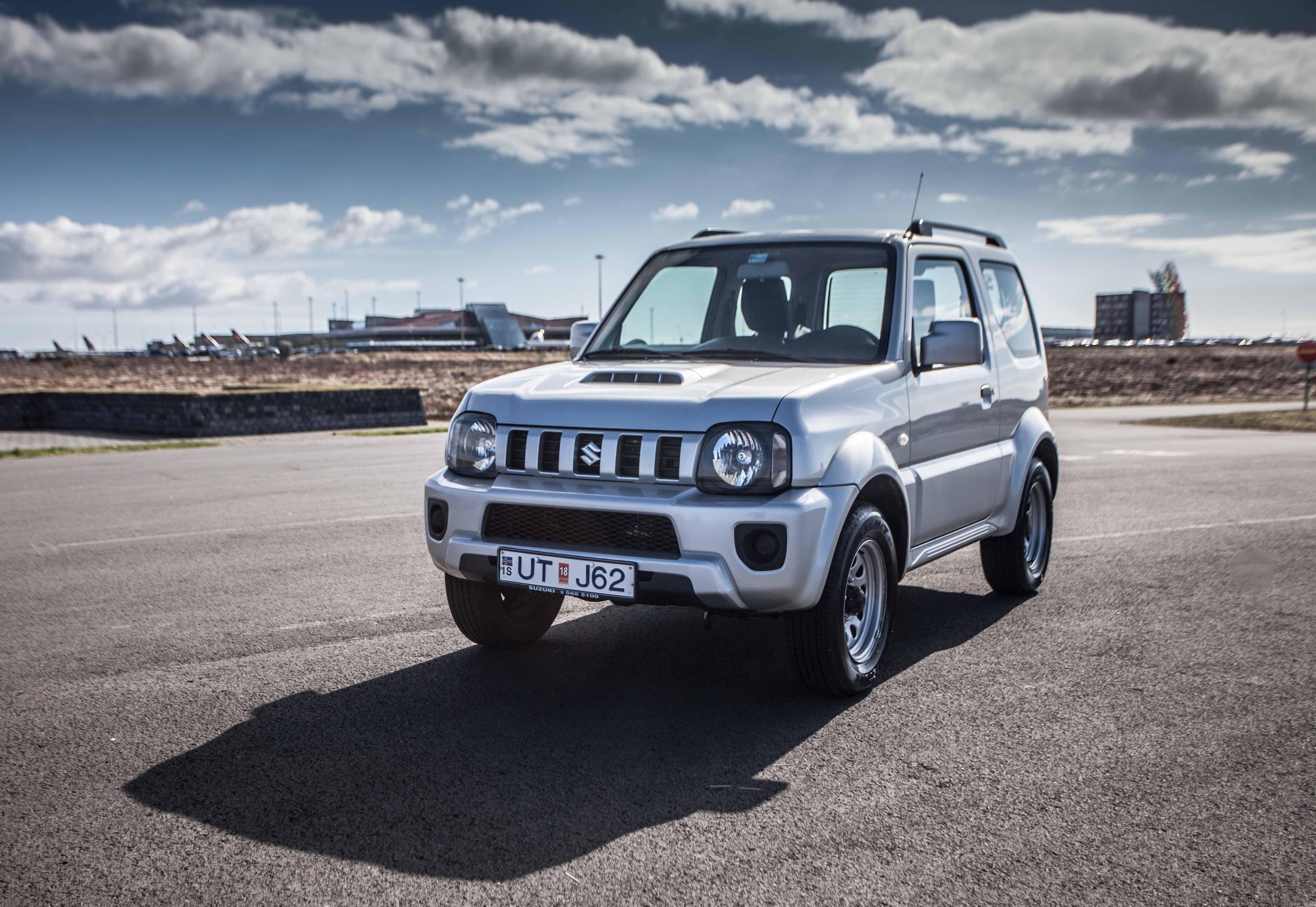 Car Rental Iceland - Car Hire