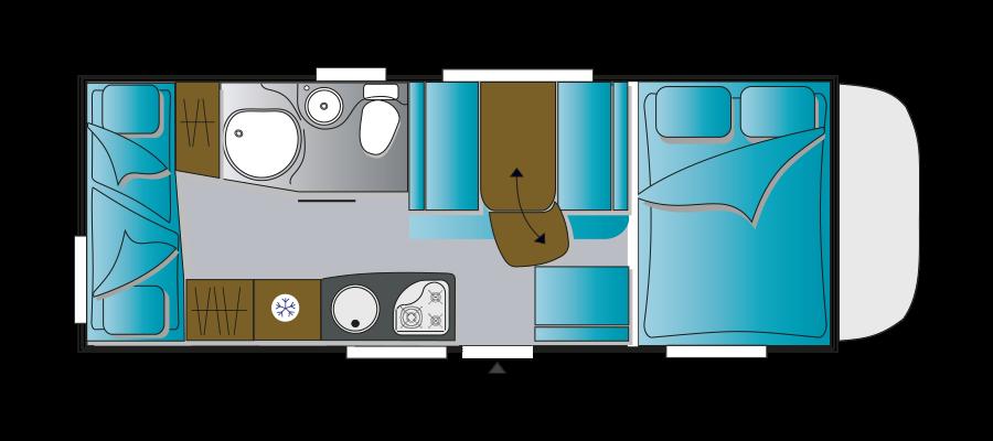 Motorhome 5 - Autocaravana Noruega