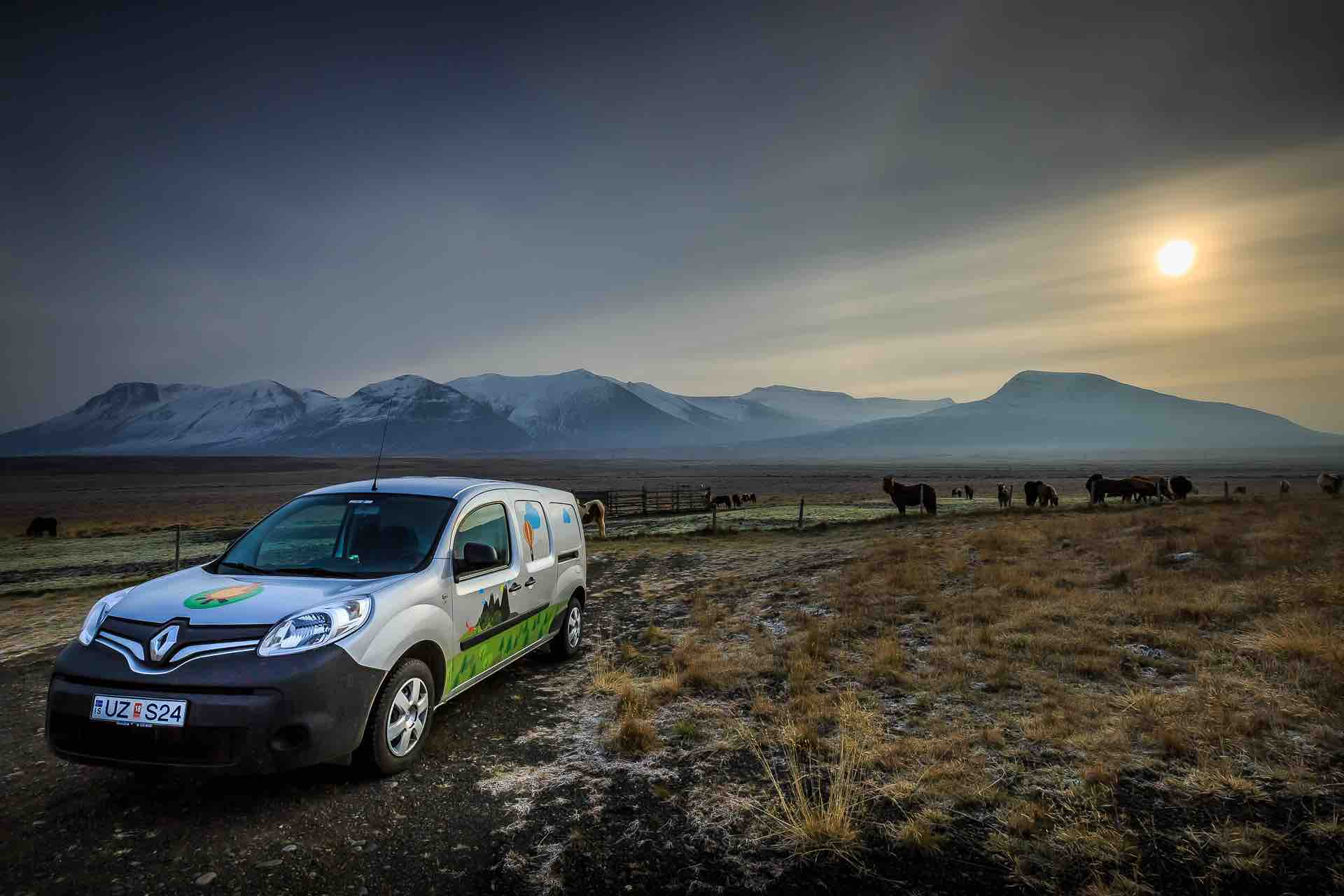 Location Camping-Car Islande