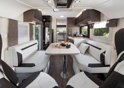 Motorhome Luxus - MH Norway