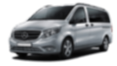 Car Rental Iceland - Mercedes Vito