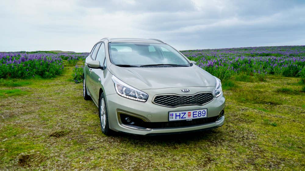 Kia Ceed Sportswagon 2 - Cars Iceland