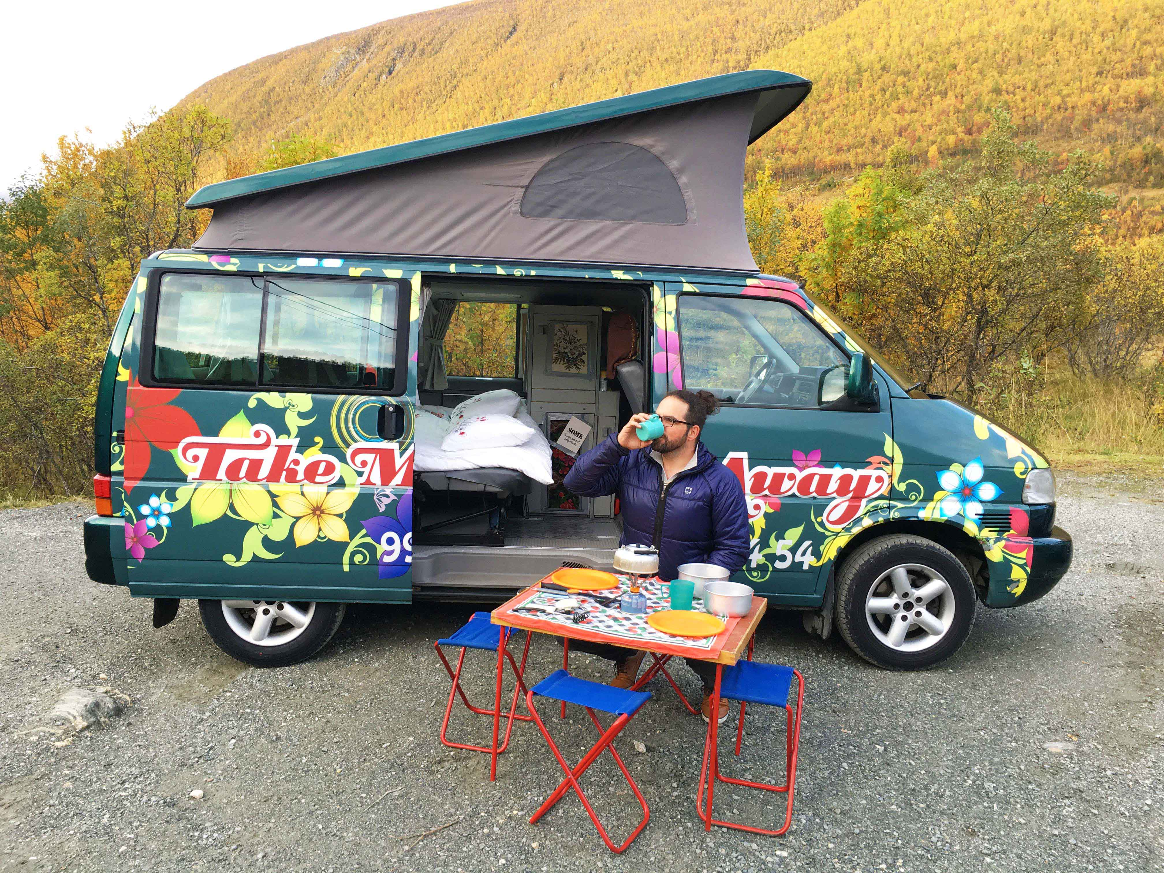 Campervan ECO - Campervan Norway