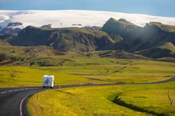 Autocaravana Islandia Exquisite