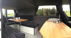 Campervan XL - Campervan Iceland