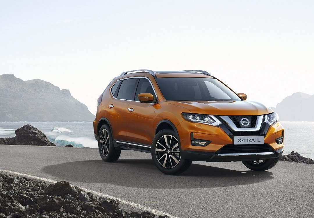 Nissan X-Trail 7-seater 9 - Cars Iceland