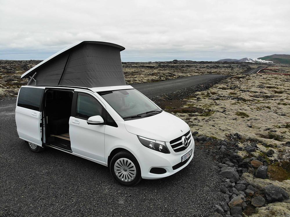 Mercedes Marco Polo - 4x4 camper
