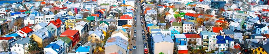 Camping-car Islande