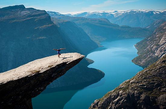 Campervan Norway - Motorhome Norway - Camper Norway
