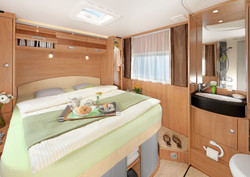 Motorhome Iceland with Campers RVK