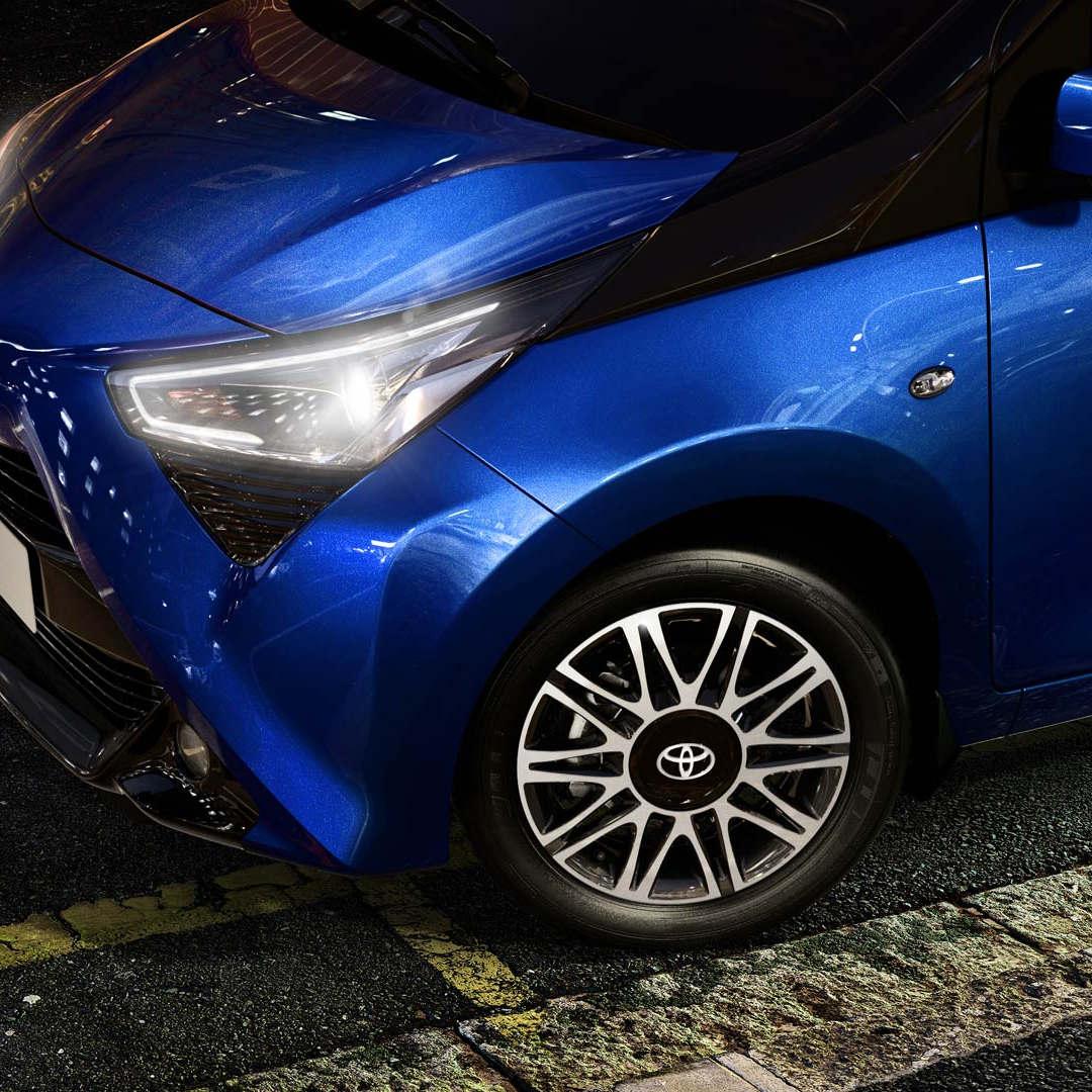Toyota Aygo 3 - Cars Iceland