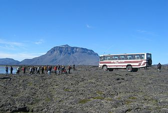 Landmannalaugar By Bus