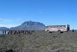 Landmannalaugar By Bus