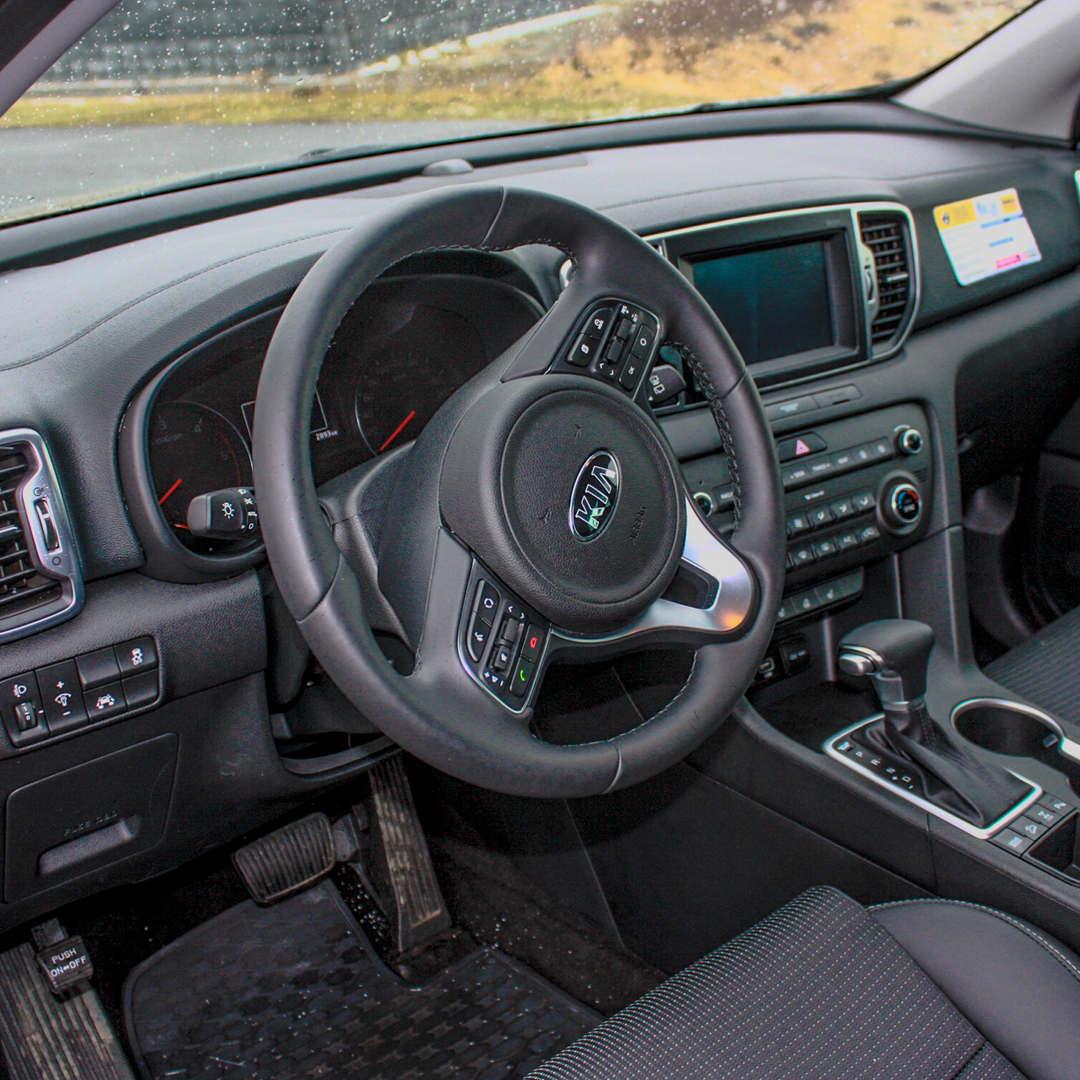 Kia Sportage 2019 5 - Cars Iceland