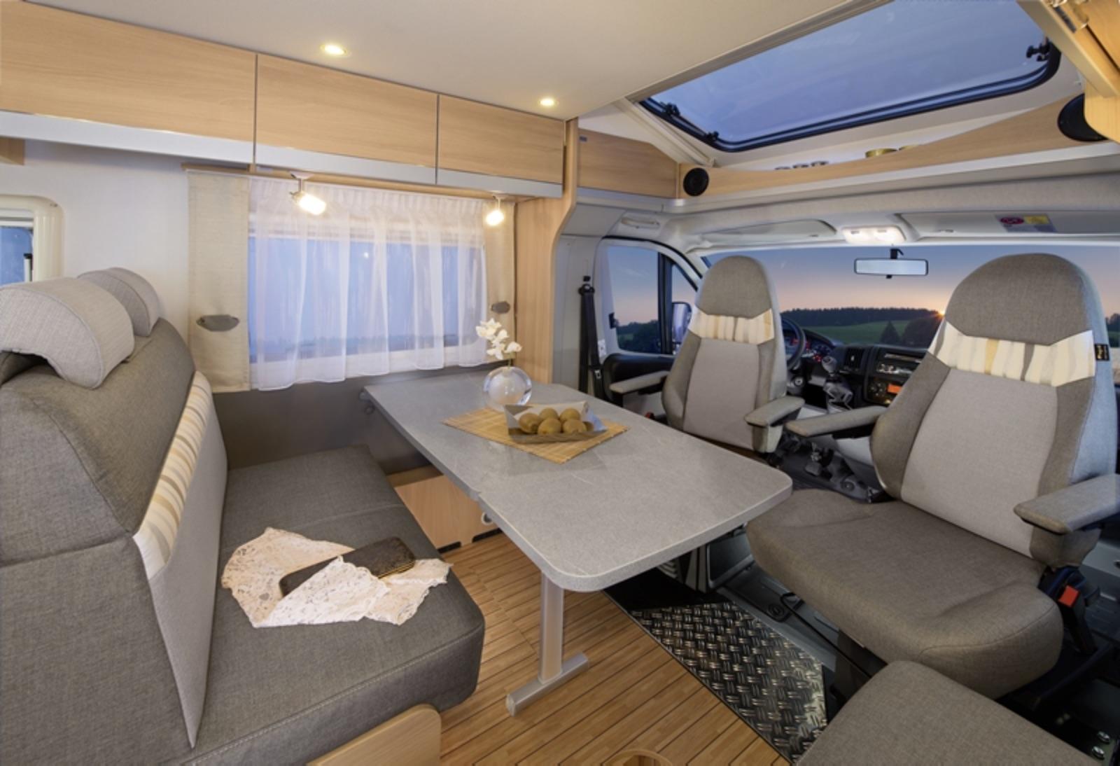 Motorhome Premium - Campervan Norway