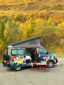 Campervan ECO - Campervan Norway