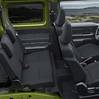 Suzuki Jimny 2019 4 - Cars Iceland