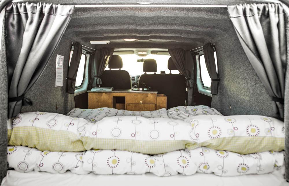 MiniCamper Automatic Camper Iceland