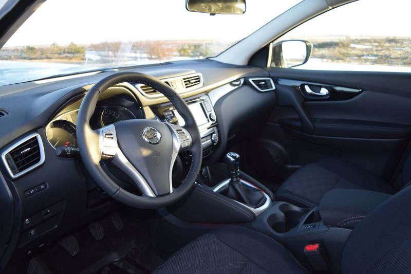 Nissan Qashqai 6 - Car Hire Iceland
