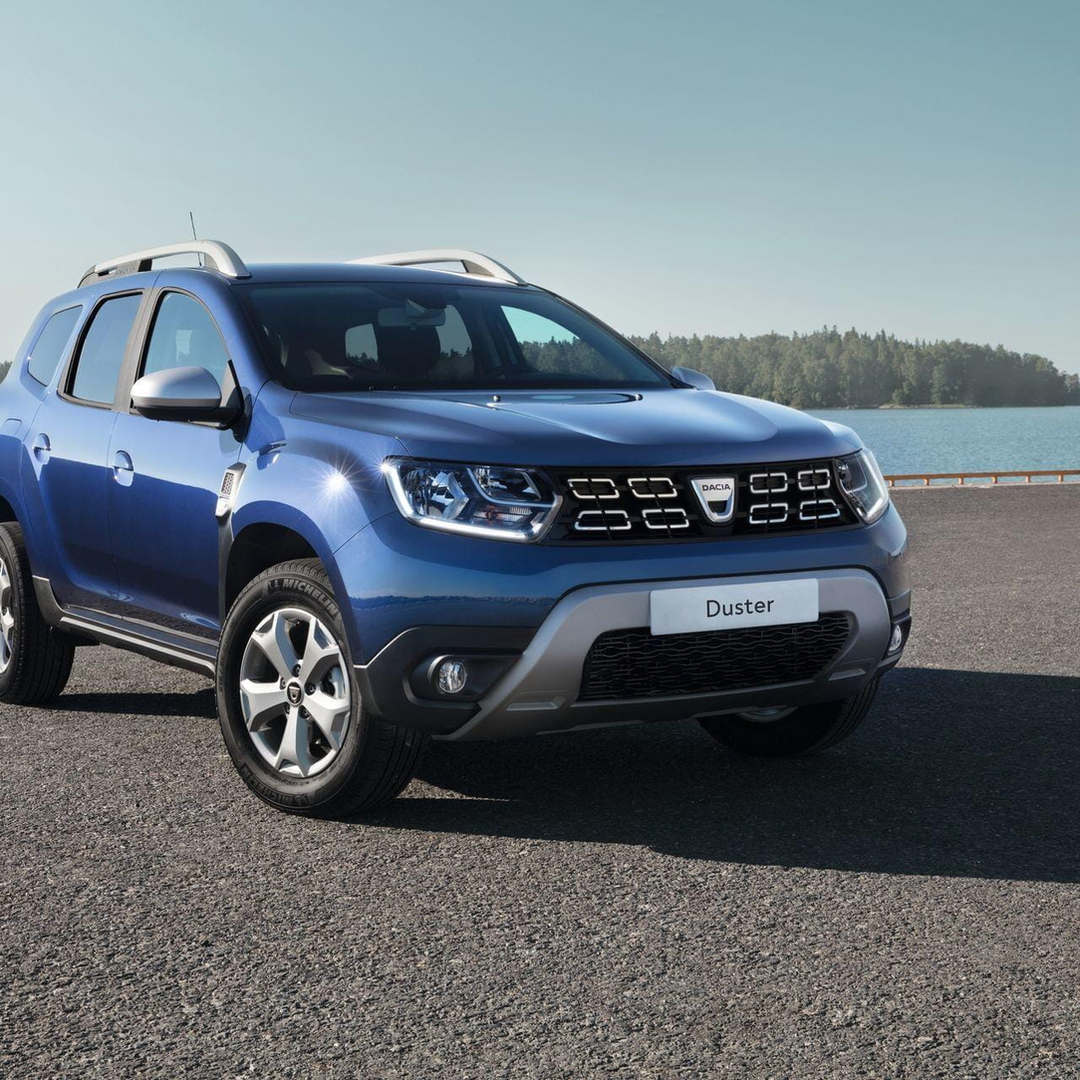 Dacia Duster 2019 1 - Cars Iceland